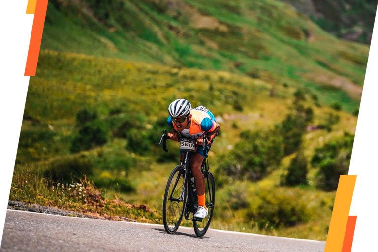 entrenamiento de ciclismo sergio perez