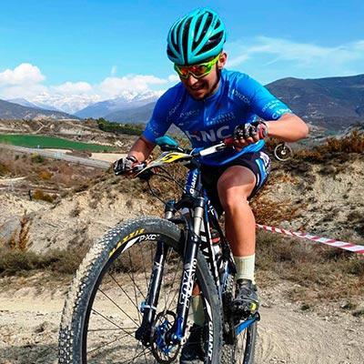 David Barbaji entrenamiento personalizado ciclismo