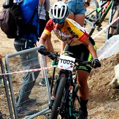 Lilian Soriano entrenamiento personalizado ciclismo