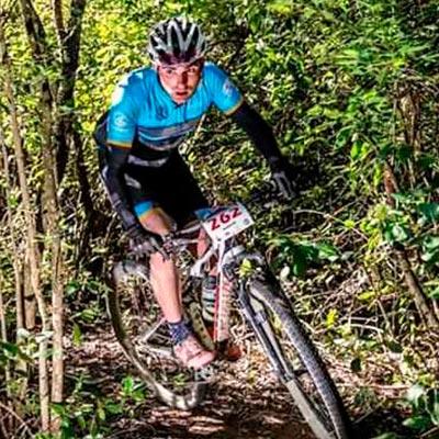 Marcos Gomara entrenamiento ciclismo